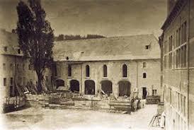 Abbaye de Leffe durant la Guerre
