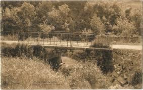 Pont du moulin de la Lisonnette